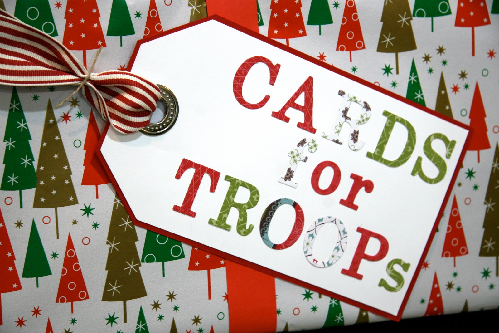 Christmas Cards for Soldiers – Excelsior Victorville