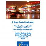 AVID Skate Night fundraiser